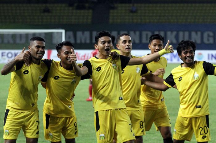 Bhayangkara FC Fokus Peningkatan Fisik Jelang Shopee Liga 1 2020