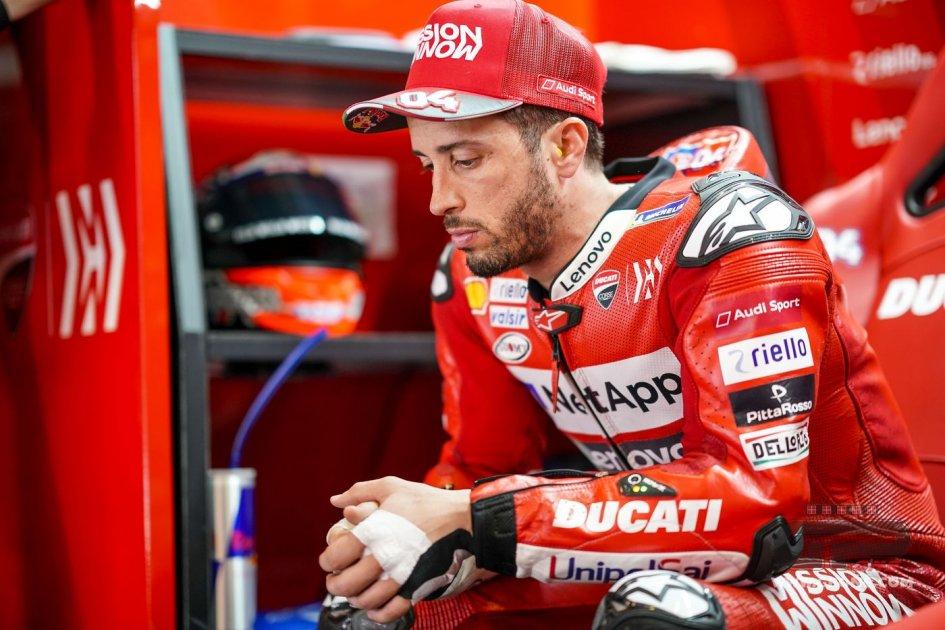 Dovizioso Tampil Buruk di Awal Seri MotoGP 2020
