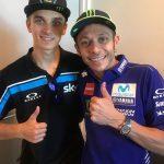 Luca Marini Siap Ikut Valentino Rossi ke MotoGP dari moto2 musim depan