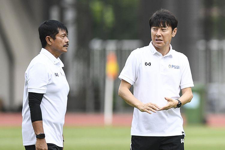 Shin Tae –yong Coret 11 Pemain Timnas Indonesia U-19