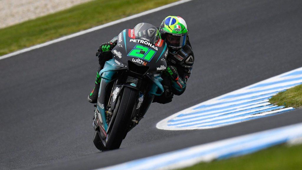 Franco Morbidelli Raih Kemenangan Pertama di MotoGP 2020