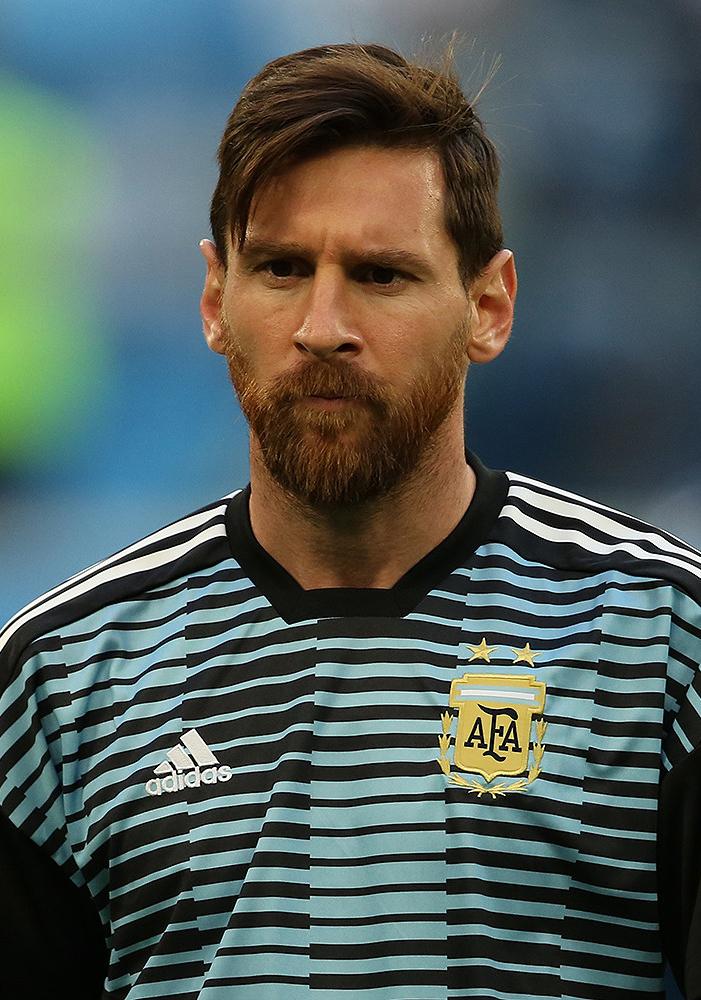 Lionel Messi akan absen pada El Clasico Pertamanya di musim ini