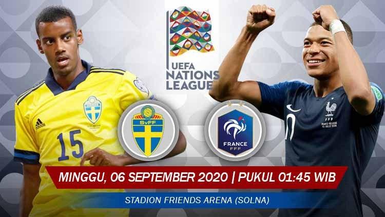 Prediksi pertandingan Prancis vs Kroasia 9 September 2020