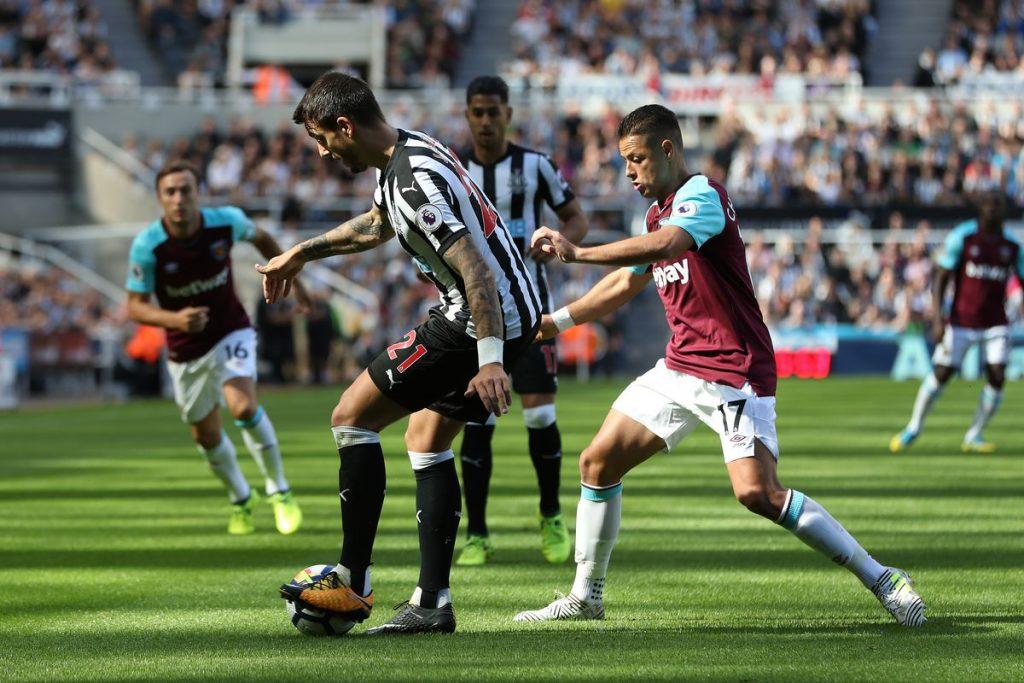 Prediksi Pertandingan Newcastle United Vs West Ham United 05 juli 2020