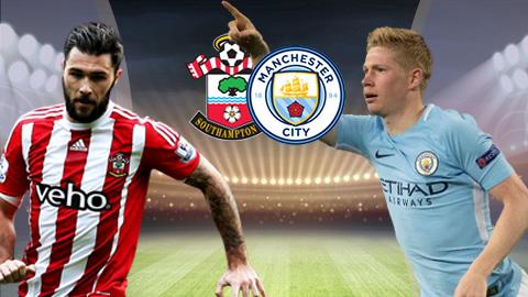 Prediksi Liga Primer Inggris Round 33 Southampton vs Manchester City