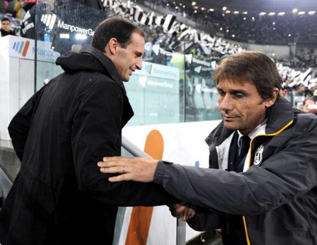 Antonio Conte kabarnya akan di gantikan Allergri musim depan