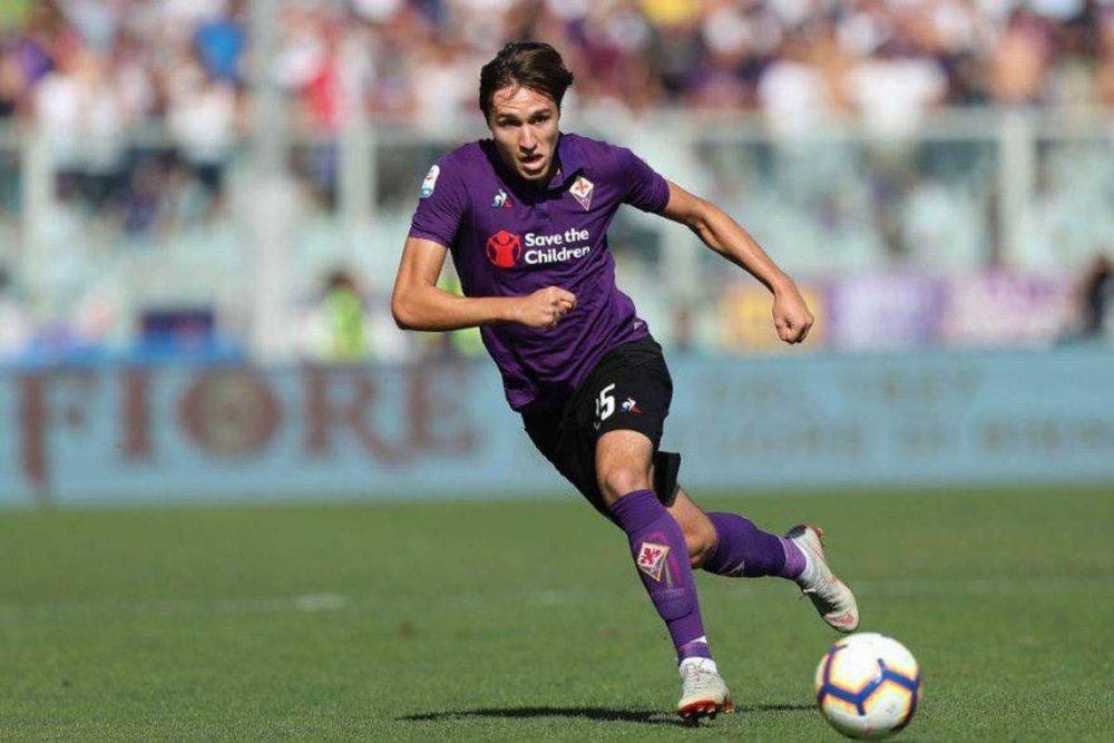 Fiorentina Mulai Melunak Soal Transfer Federico Chiesa Ke MU