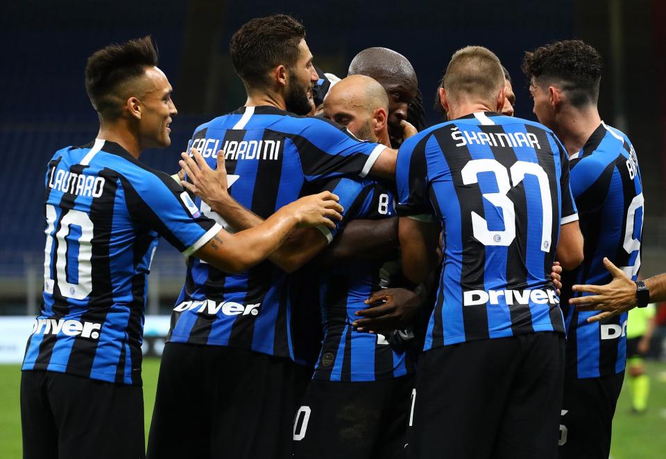 Inter Milan Bakal Tampil Habis-Habisan Demi Final