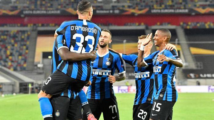 Inter Milan Tantang Sevilla di Final Liga Europa 2020