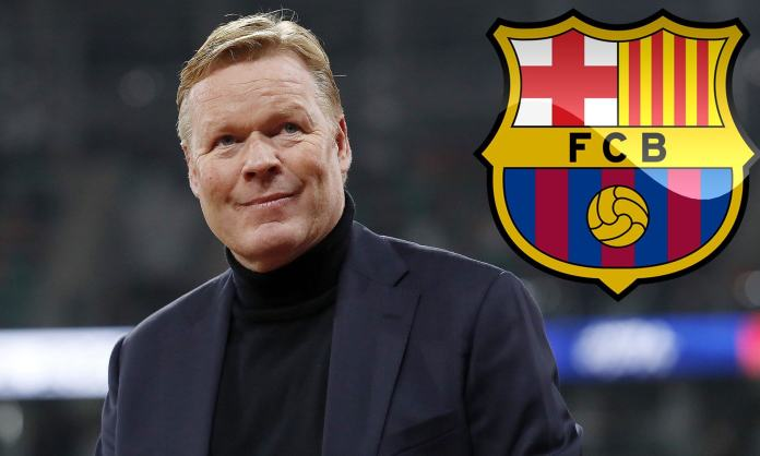Ronald Koeman Resmi Jadi Pelatih Baru Barcelona