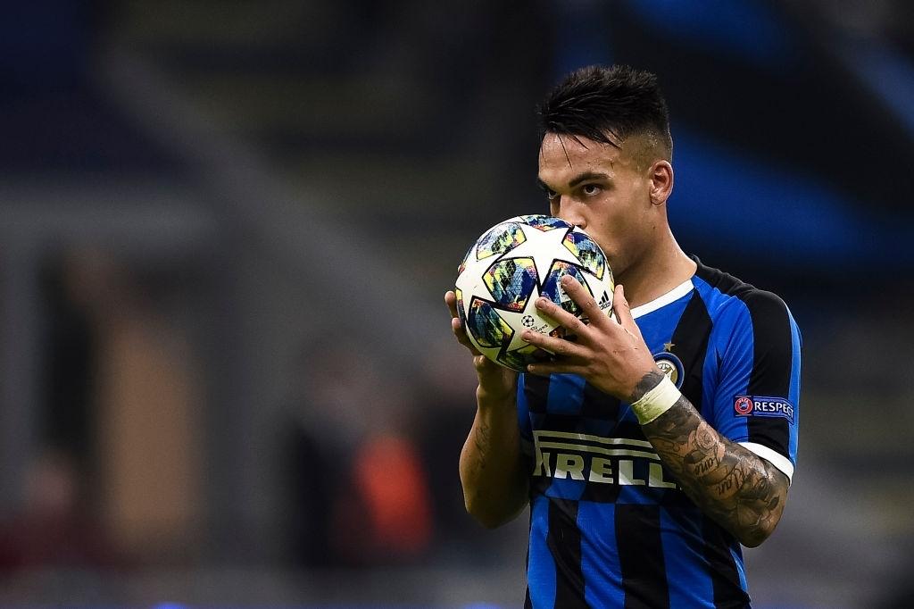 Sevilla vs Inter Milan, Lautaro Martinez Inginkan Trofi Perdana