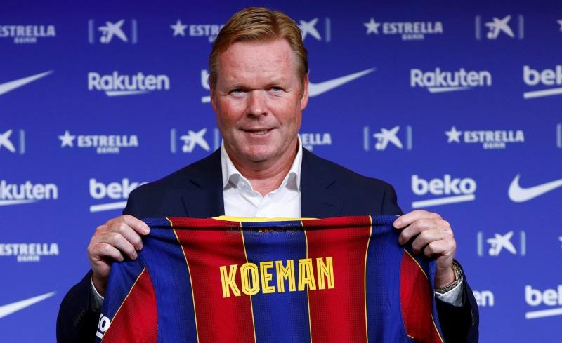 Janji Ronald Koeman, Usai Resmi Jadi Pelatih Barcelona