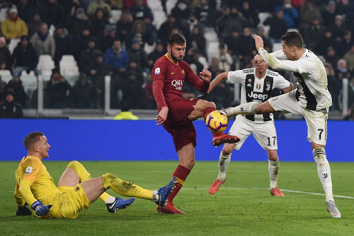 Prediksi Liga Italia Seri A Round 2 2020/2021 AS Roma VS Juventus