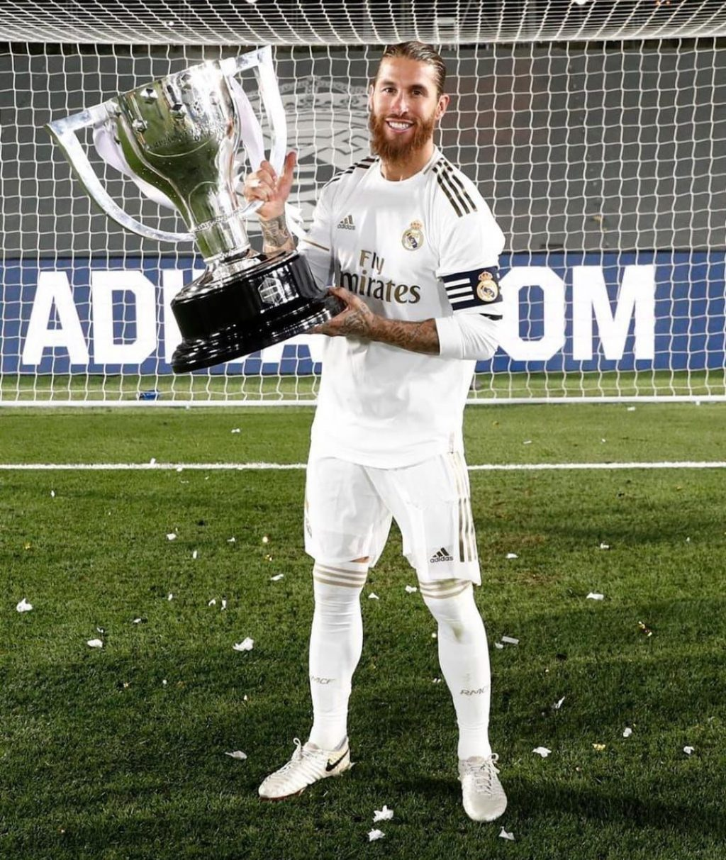 Bagaiman kondisi Real Madrid jika Sergio Ramos Pensiun