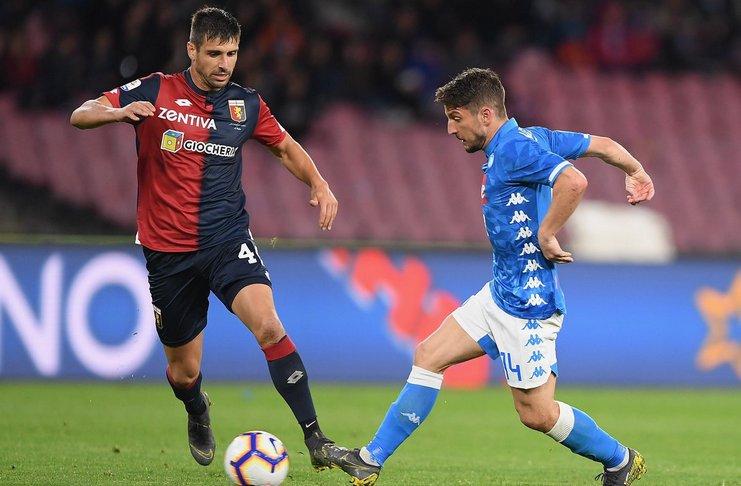 Prediksi Liga Italia Seri A Round 2 2020/2021 Napoli VS Genoa