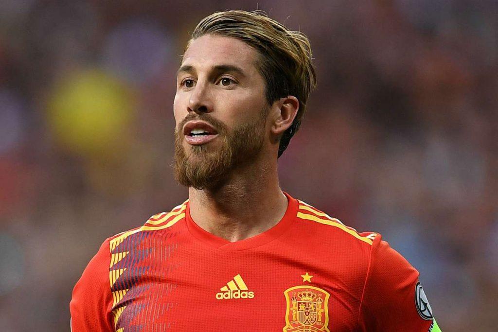Sergio Ramos Torehkan Rekor Baru Bersama Spanyol