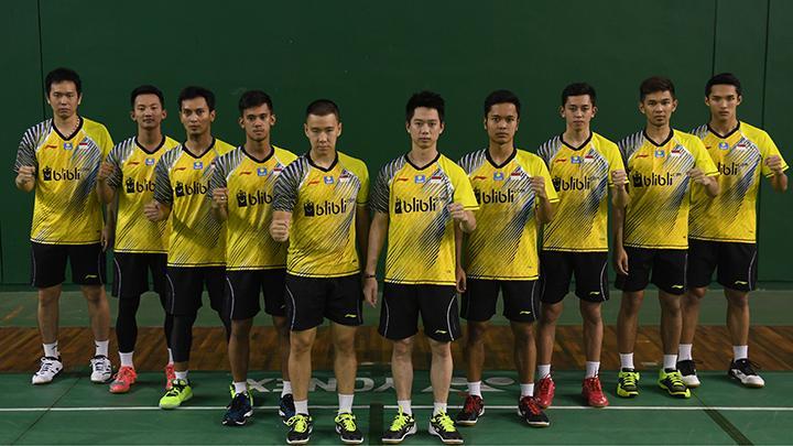 Tim Indonesia Mundur dari Piala Thomas & Uber 2020