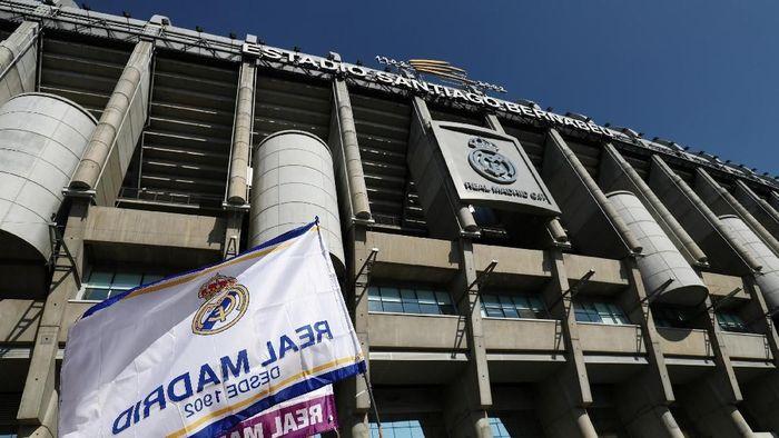 Real Madrid Catat Pemasukan Rp2,07 Triliun di Bursa Transfer 2020/21